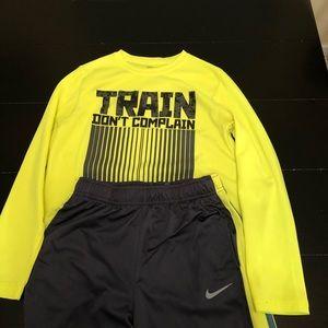 Nike/Tek Gear Boys Large Outfit